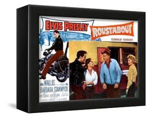 Roustabout, Elvis Presley, Joan Freeman, Leif Erickson, Barbara Stanwyck, 1964