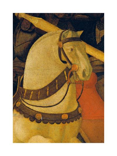 Rout of St Roman (Battle of St Roman)-Paolo Uccello-Giclee Print
