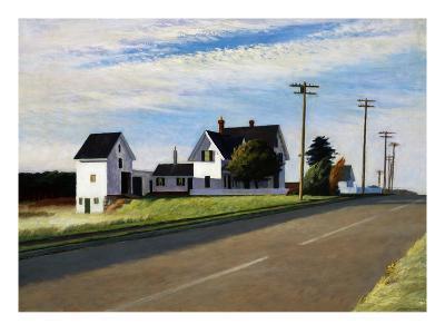 Route 6, Eastham-Edward Hopper-Giclee Print