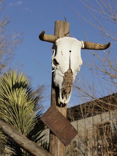 Route 66, Hackberry, Arizona, USA-Julian McRoberts-Photographic Print