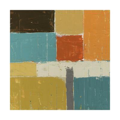 Route 66 II-Erica J^ Vess-Art Print
