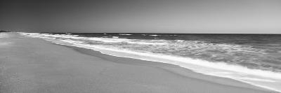 Route A1A, Atlantic Ocean, Flagler Beach, Florida, USA--Photographic Print