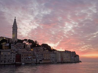Rovinj, Istria, Croatia, Europe-Angelo Cavalli-Photographic Print