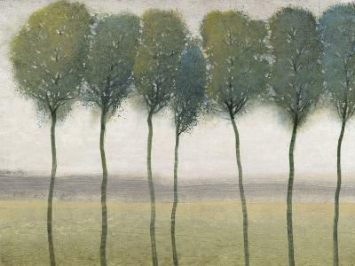 Row of Trees I--Art Print