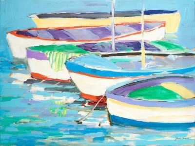 Row Your Boats-Jane Slivka-Art Print