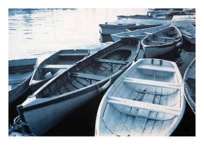 Rowboats--Photo