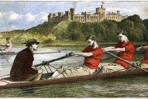 Rowing, 19th Century