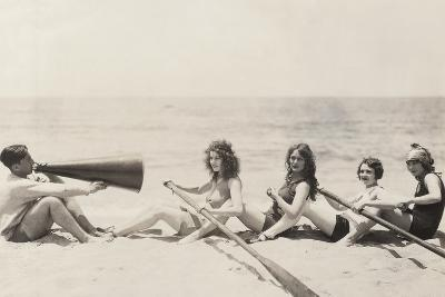 Rowing Lesson-Everett Collection-Photographic Print