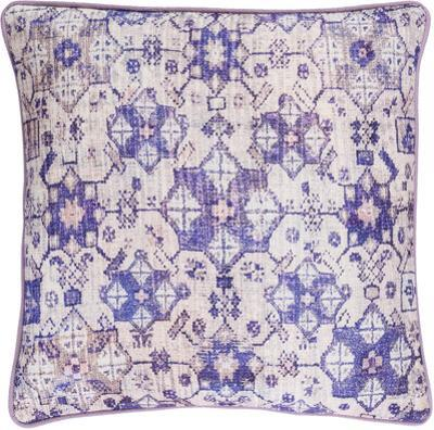 Roxana Down Fill Pillow - Violet