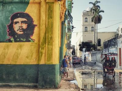 Grafitti  (La Habana Vieja)