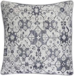 Roxana Pillow Cover - Slate