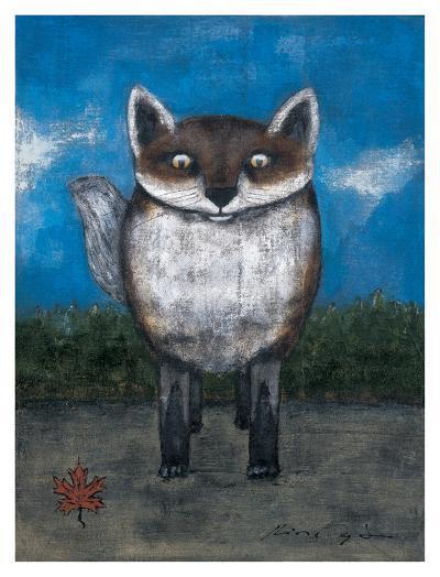 Roxy-Kevin Snyder-Art Print