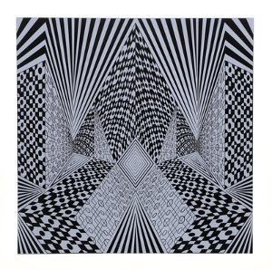 Conceptual Perspective II by Roy Ahlgren