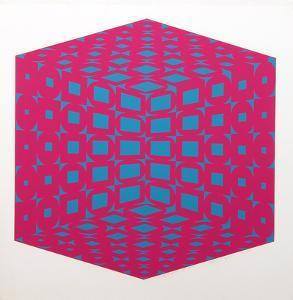 Polyhedron II by Roy Ahlgren