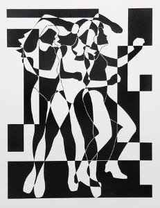 Three Graces VII by Roy Ahlgren