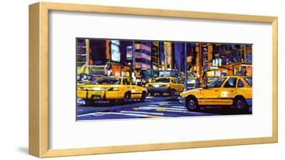 Yellow Cabs, New York City