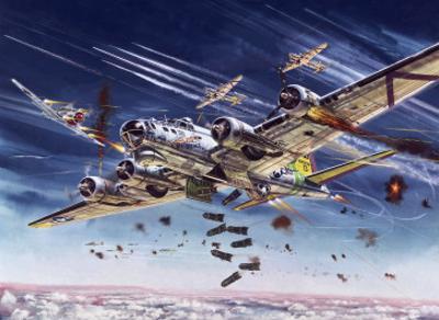 B26 Bomber Flying Fortress (UK Bomber)