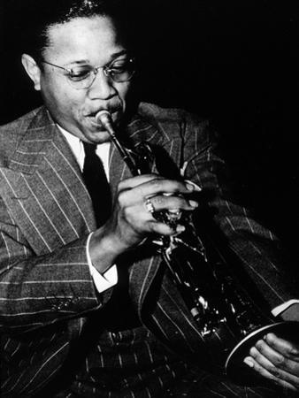 Roy Hines, Jazz Trumpet Player in 1941