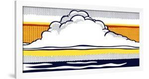 Cloud and Sea, 1964 by Roy Lichtenstein