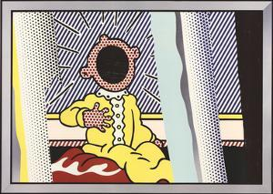 Reflections on the Scream by Roy Lichtenstein