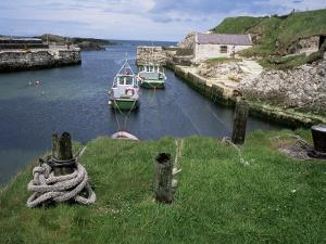 Ballintoy Harbour, County Antrim, Ulster, Northern Ireland, United Kingdom by Roy Rainford