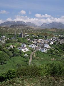 Clifden, Connemara, County Galway, Connacht, Eire (Republic of Ireland) by Roy Rainford
