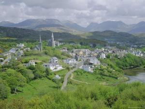Clifden, Connemara, County Galway, Connacht, Republic of Ireland (Eire), Europe by Roy Rainford