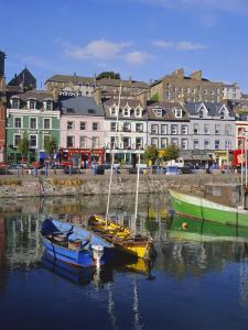 Cobh Harbour, Cork, County Cork, Munster, Republic of Ireland (Eire), Europe by Roy Rainford