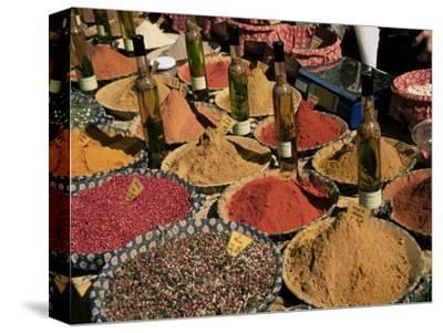 Herbs and Spices, Aix En Provence, Bouches Du Rhone, Provence, France