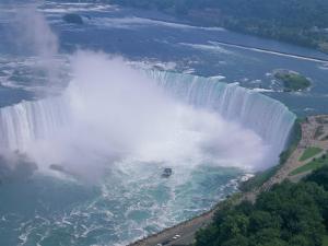 Horseshoe Falls, Niagara Falls, Niagara, Ontario, Canada, North America by Roy Rainford