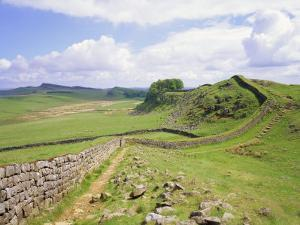 Housesteads, Hadrian's Wall, Northumberland, England, UK by Roy Rainford