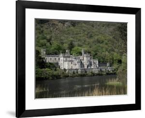 Kylemore Abbey, County Galway, Connacht, Eire (Republic of Ireland) by Roy Rainford