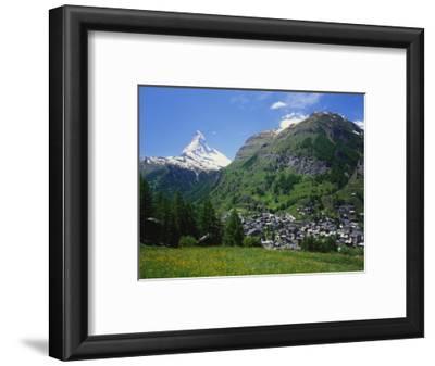 Matterhorn Mountain, Zermatt, Switzerland