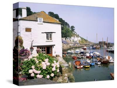 Polperro, Cornwall, England, United Kingdom