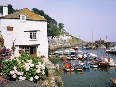 Polperro, Cornwall, England, United Kingdom by Roy Rainford