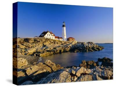Portland Maine Lighthouse Ed Cooper Scenic Landscape Wall Decor Framed Picture