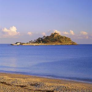 St. Michael's Mount, Cornwall, England, UK by Roy Rainford