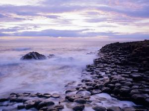 The Giant's Causeway, Co Antrim, Northern Ireland by Roy Rainford