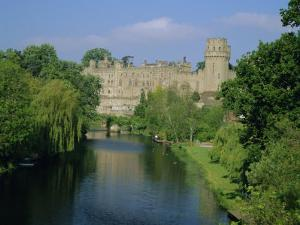 Warwick Castle, Warwick, Warwickshire, England, UK, Europe by Roy Rainford