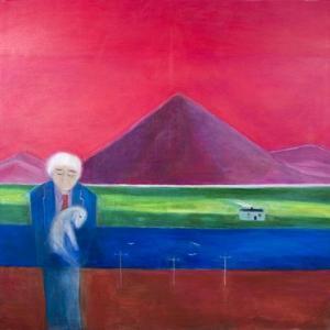 Craigie Going Home, 2011 by Roya Salari