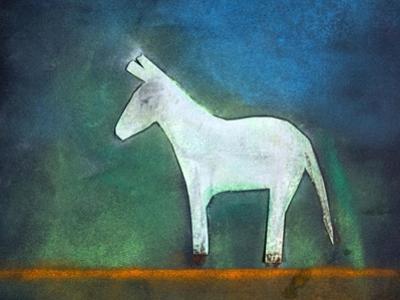 Donkey, 2011 by Roya Salari