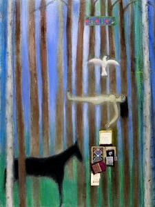 Dream, 2011 by Roya Salari