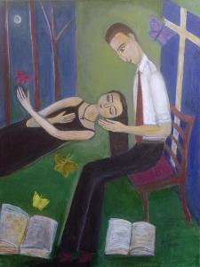 Epiphany, 2002 by Roya Salari