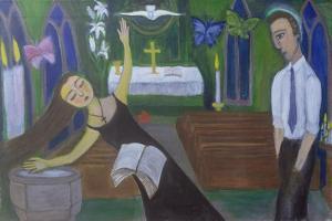 Religious Experience, 2002 by Roya Salari