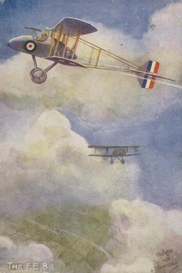 Royal Aircraft Factory Fe 8 Fighter Plane--Giclee Print