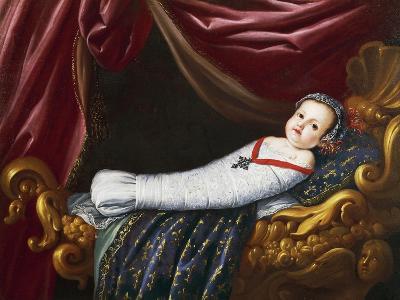 Royal Baby, 19th Century--Giclee Print