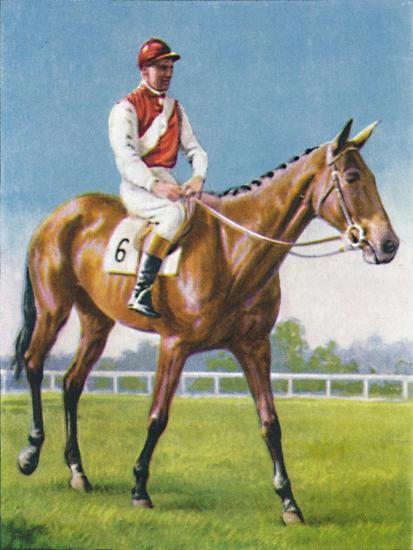 Royal Danieli, Jockey: D. Moore', 1939-Unknown-Giclee Print