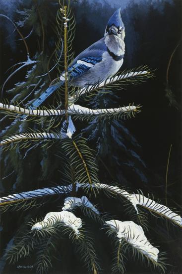Royal Dress-Michael Budden-Giclee Print