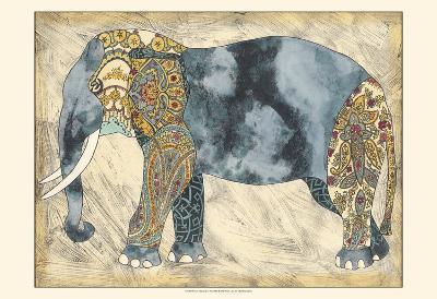 Royal Elephant-Chariklia Zarris-Art Print