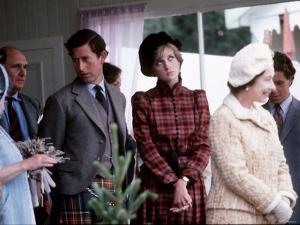 Royal Family at Braemar Gathering